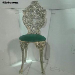 صندلی برنزی جدید
